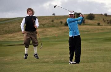Award winning PR agency campaign for U.S. Kids Golf
