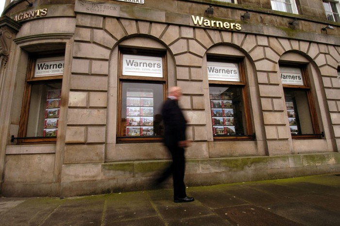 PR in Edinburgh Warners Property