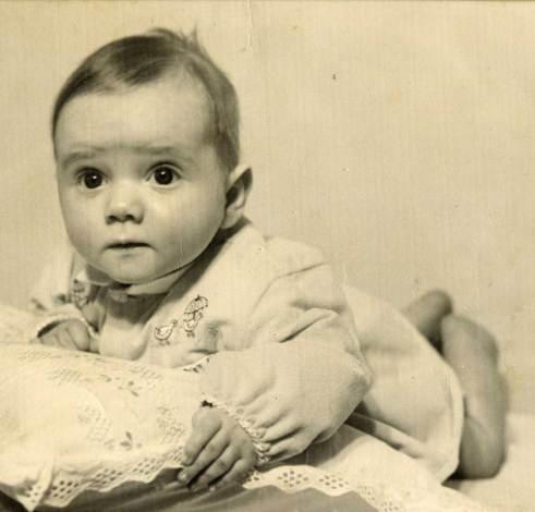 1968: Baby Scott