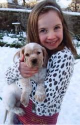 2009: New Puppy