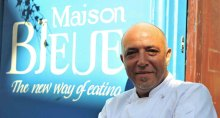 Maison Bleue owner Dean Gassabi works with public relations agency Holyrood PR