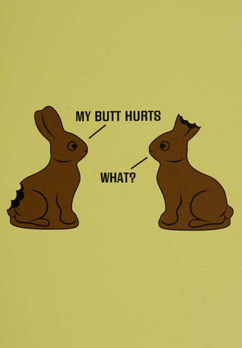 Make your friends and loved ones smile this Easter with a card from Scribbler.