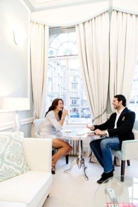 Hotel PR photography for Fraser Suites in Edinburgh