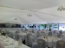 Parade Ring Marquee without lights