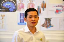 Chongsu Lee lead practitioner at the O POINT ONE MS Clinic