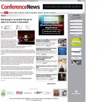 27 AUG Conference News Online