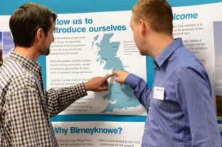 Edinburgh PR agency for wind farm company in Scotland