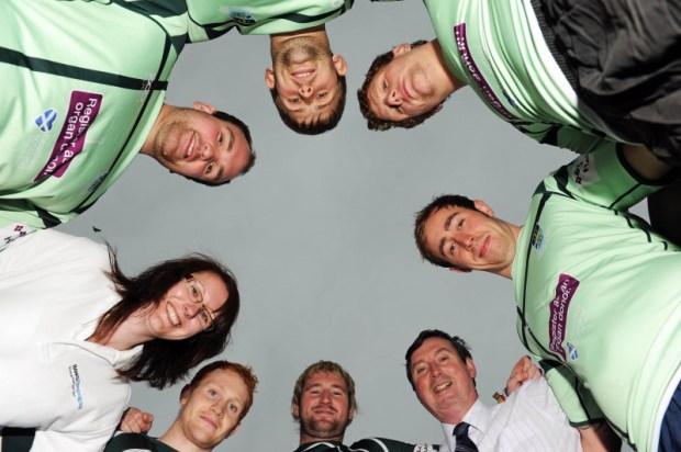 PR photography from Edinburgh public relations agency, Holyrood Partnership