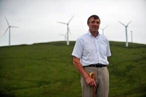 Edinburgh PR agency handles public relations photography for Banks Renewables