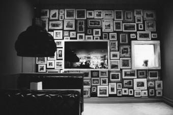 The Bothy- Black & White photos