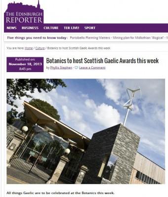 18 NOV The Edinburgh Reporter Online Web Crop