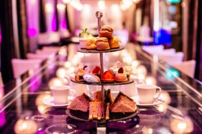 The Corinthian Club in Glasgow is pulling out all the stops to cater for Christmas parties this festive season