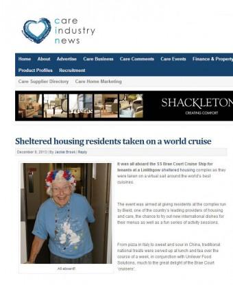 09 DEC Care Industry News Online