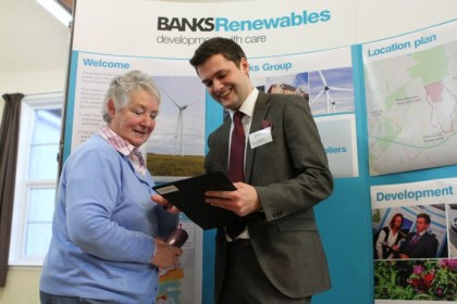 Plans showcased for the public