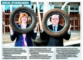 West Lothian Courier Tyres