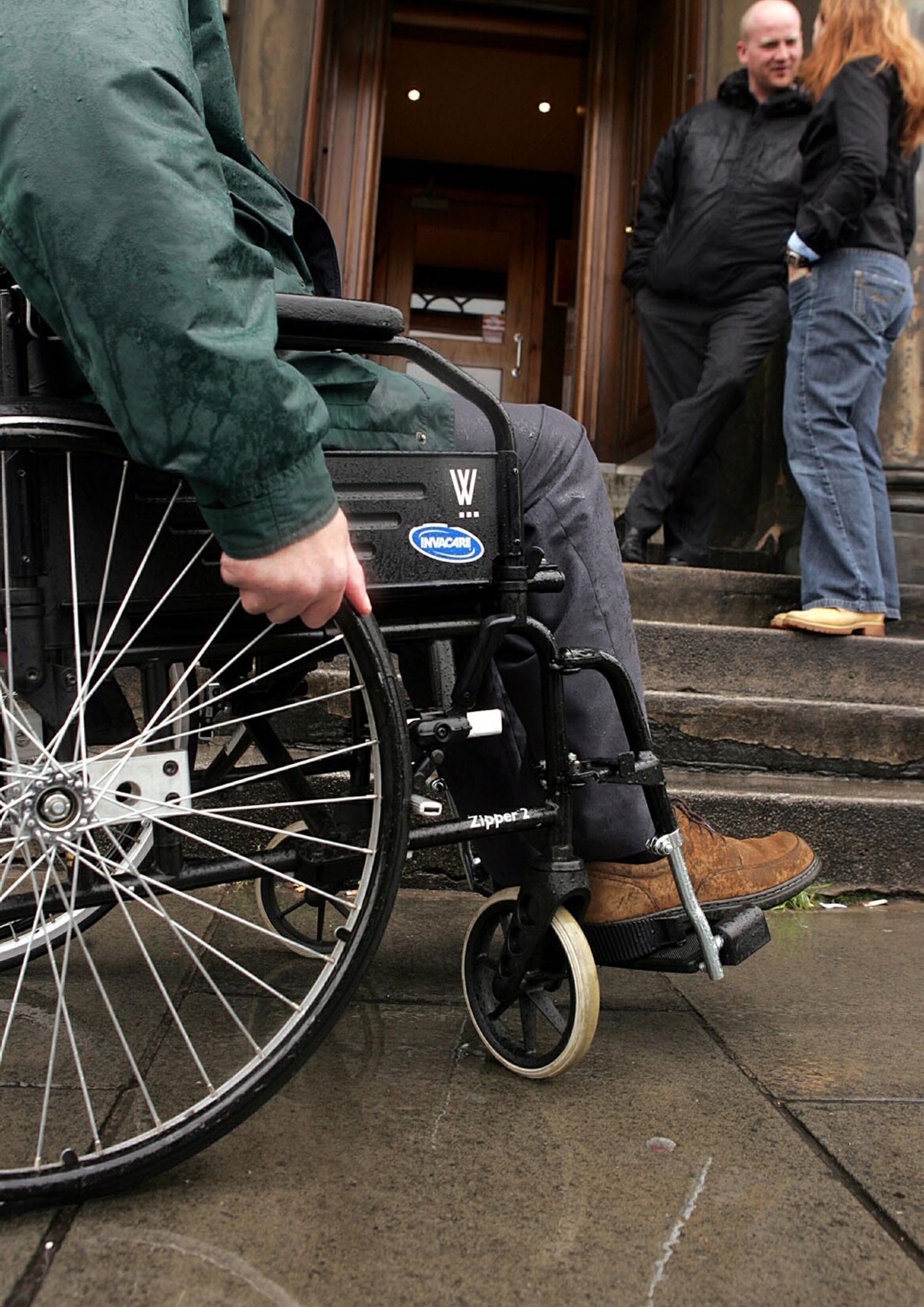 Wheelchair Access Photo