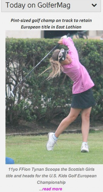 Golfer Mag