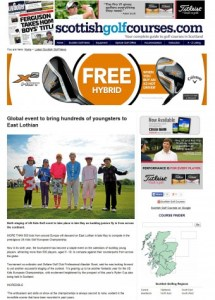 27 MAY Scottish Club Golfer Online