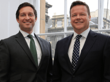 Legal PR photo of Gilson Gray founders, Glen Gilson and Matthew Gray