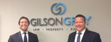 Legal PR team share news of Gilson Gray's triple award win