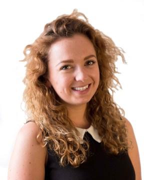 Social media and digital account executive sat Scottish PR agency, Holryood Partnership