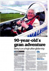 Betty Lyons West Lothian Courier