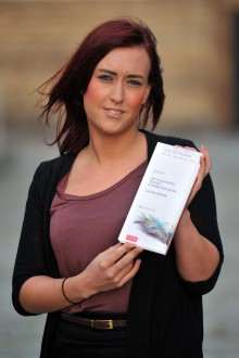 The PR award for Outstanding Young Communicator at the 2011 PRide Awards went to Laura Berry, a member of the expert PR team at public relations agency Holryood Partnership