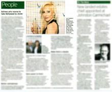 Louise Scotsman newspaper