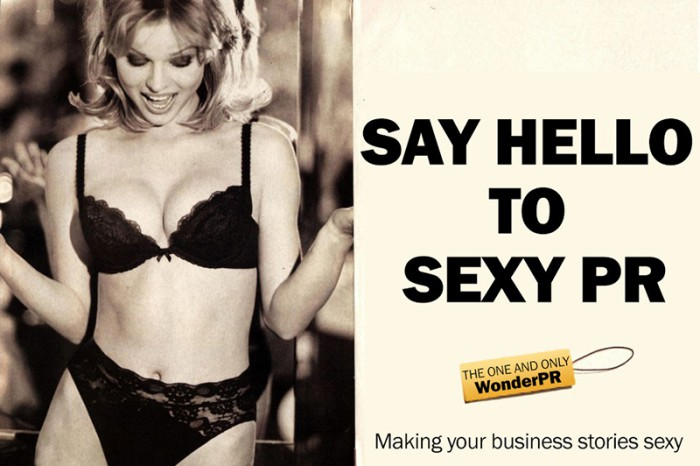 Edinburgh public relations agency delivers sexy PR to unglamorous businesses