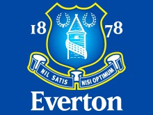 Everton FC club badge