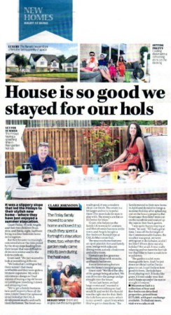 Public relations agency in Scotland Holyrood PR in Edinburgh, works wiith CALA Homes