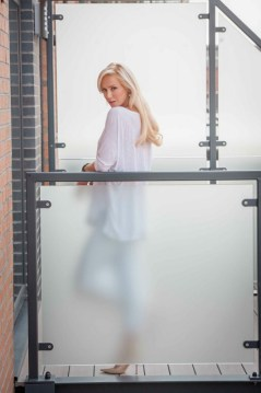 Public relations and PR photography for CALA Homes and Louise Linton