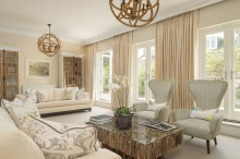 Middle Floor at cala's cumberland show home