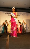 Miss Singapore winner who is to get cosmetic dental treatment in Edinburgh