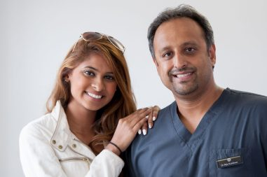 Miss Singapore to get cosmetic dental treatment in Edinburgh.