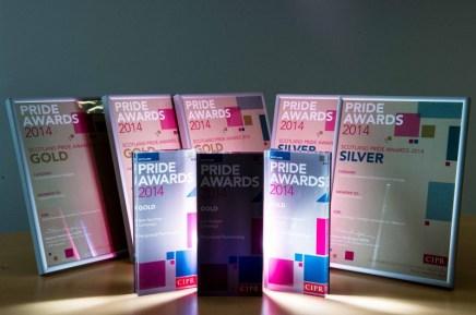 Award winning public relations agency in Scotland wins five PR awards