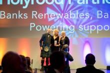 Five PR awards for public relations agency Holyrood PR in Edinburgh, Scotland