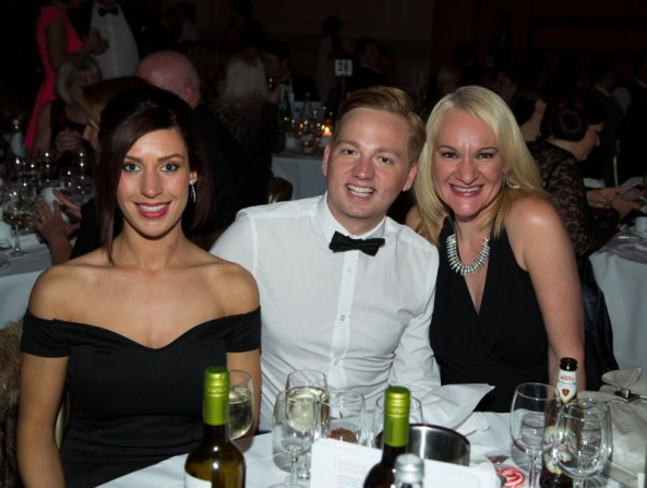 Award winning PR agency Holryood PR celebrated winning five PR awards at CIPR Scotland PR awards in 2014