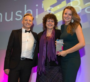 Award winning public relations agency Holyrood PR collected five awards at the 2014 CIPR Scotland PR Awards