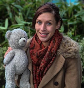 Junior Account Executive Gemma Hartley of Scottish PR agency Holyrood PR