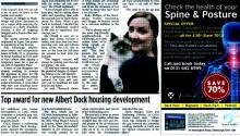 03 DEC Edinburgh Evening News PAGE 13 FULL PAGE WEB