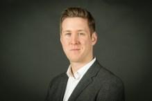 Chris Fairbairn of Scottish public relations agency, Holyrood PR in Edinburgh
