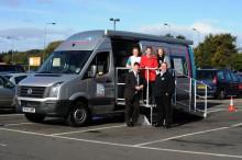 Alzheimer Bus Memory Edinburgh PR Client