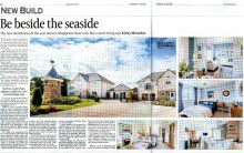Scottish public relations agency Holyrood PR in Edinburgh works with CALA Homes