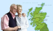 Public realtions for care home provider Bupa in Scotland