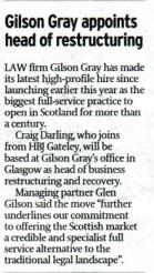 PR success from Holyrood PR in Edinburgh