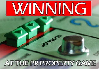 Scottish public relations agency help clients win at the property game