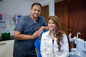 Miss Singapore delivers dental PR for Lubiju