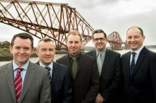 Thames Water Commercial Services PR Client Edinburgh