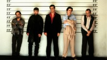 Classic movie poster from The Usual Suspects